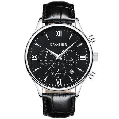 Card poem, Men's watch watch waterproof watch men wrist strap watch Men quartz watch