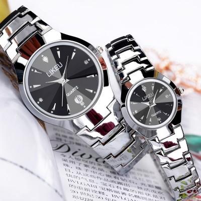 Female students simple han edition men's watch fashion watches watch waterproof watch men quartz couples luminous
