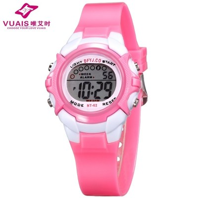 Children watch girls boy waterproof luminous pupils watch han edition watch sports watch fashion of the girls