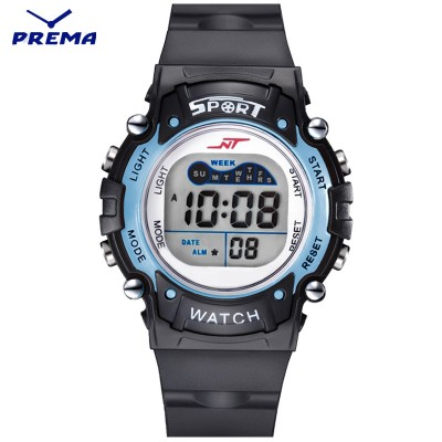 Children watch the boy boys han edition fashion noctilucent waterproof children of primary and middle school students sports multi-function digital watches