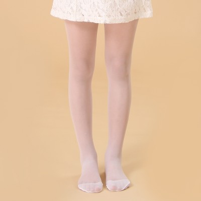 Children's Stockings Pantyhose summer thin girls ultra-thin meat tights baby mosquito socks pants dance socks