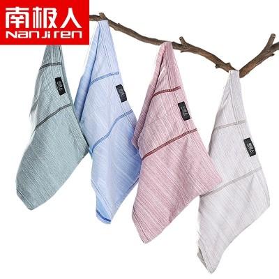 Nanjiren men's underwear male pants cotton breathable bottom pants shorts four corner Youth Summer head tide