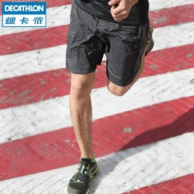 Decathlon sports shorts in summer five speed dry loose and casual trousers fitness running shorts KALENJI