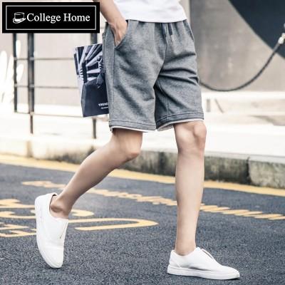 Loose shorts summer casual pants Metrosexual Korean seven pants running five pants pants pants Wei Chao