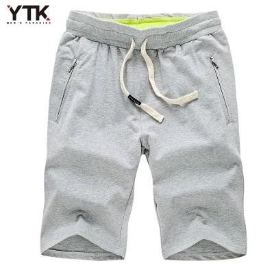 The 5 Summer Shorts five men sports pants cotton loose beach leisure pants tide summer thin breeches