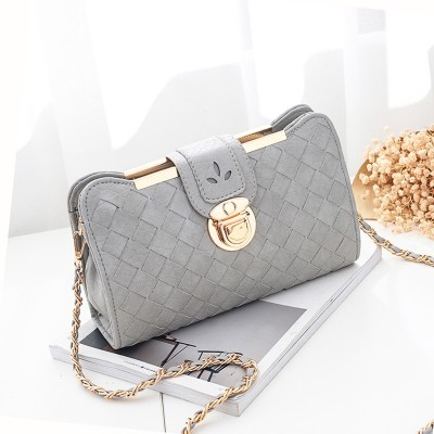 Ladies bag 2017 New Single Shoulder Bag Small Bag Satchel Mini all-match Korean tide fashion handbag chain