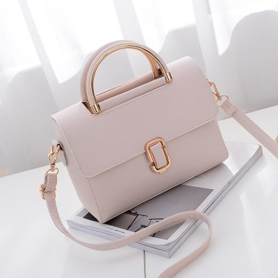 Small bag 2017 new handbag handbag on the Korean minimalist tide woman single shoulder bag all-match small package