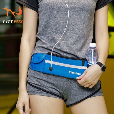 Sports bag, multifunctional running bag, male lady, mini invisible waterproof fitness outdoor kettle, mobile phone Purse