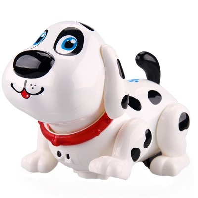 The Goldman sachs toy dog electric smart senses the dancing and singing children's robot dog toys