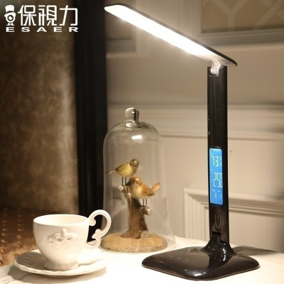 The protection eye LED lamp protect the eye to study college student dormitory can rechargeable children desk bedroom head pupil