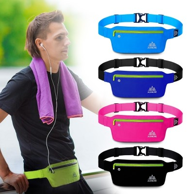 Sports money men and women's outdoor water-resistant, waterproof, invisible mobile phone pack marathon running and fitness night run
