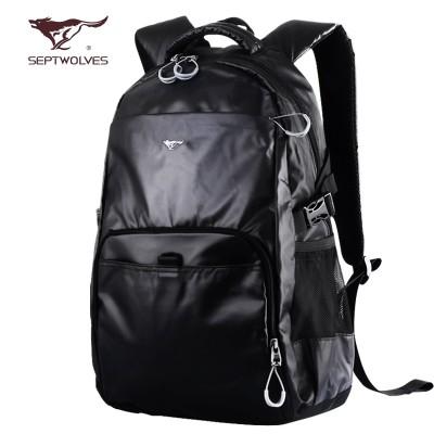 Seven Wolf pack men's new business men's travel bag women's bags
