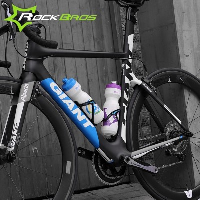Rock brothers bicycles, kettles, mountain roads, bicycles, water bottles, sports bicycles, bicycle equipment accessories