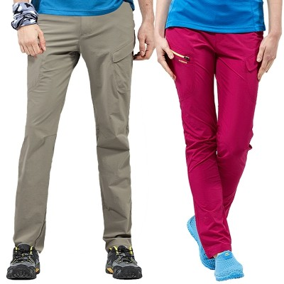 Super speed pants, men's trousers, ultra thin, summer cultured pants, stretch pants, outdoor pants, women