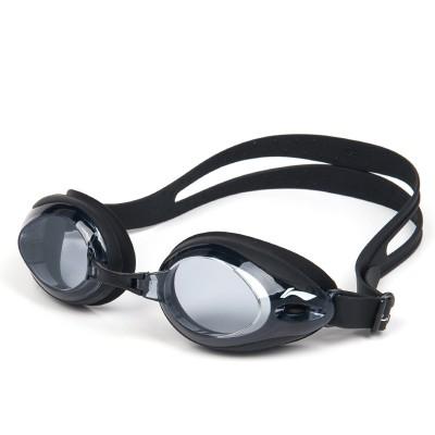 Lining HD anti fog goggles myopia big box waterproof swimming goggles diving goggles myopic adult male and female Pingguang