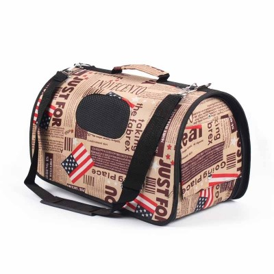 Pet bag, cat backpack, Teddy go out cat cage, dog bag, cat bag, cat portable cage, bag case supplies