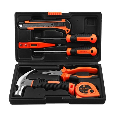 The heavy government family kit kit hardware tools combine car sets of electrical equipment to repair the small toolbox