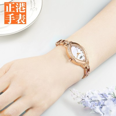 Ms. Han edition watch waterproof fashion style female students contracted the new 2017 bracelet as adornment leisure atmosphere