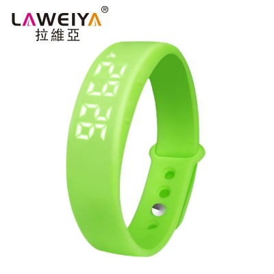 La via smart watches han edition contracted multi-function watch male electronic luminous hand ring high school female students