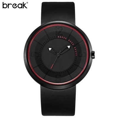 Break contracted individuality creative fashion leisure fashion sports cool neutral couple XueShengChao watches for men and women