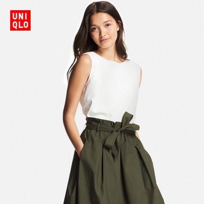 Fancy dress shirt (sleeveless) 181626 UNIQLO