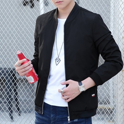 In the spring of 2017 new men's jacket Jacket Mens baseball uniform spring tide in spring and autumn's Korean youth clothes