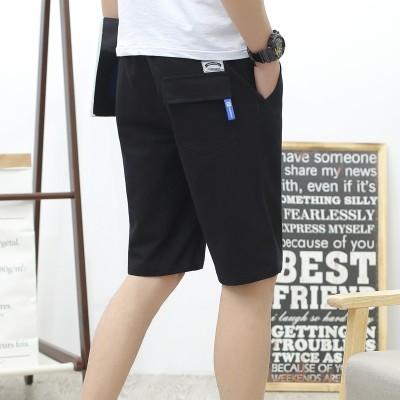 Summer sports shorts five pants 5 tide seven Korean cultivating leisure 7 summer beach pants pants men
