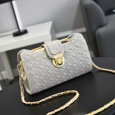 new single shoulder bag women bag lady Satchel Bag summer all-match Korean fashion handbag chain bag