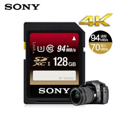 SONY camera memory card high speed SD card 128 g SDXC 4 k micro SLR camera memory card flash memory CARDS