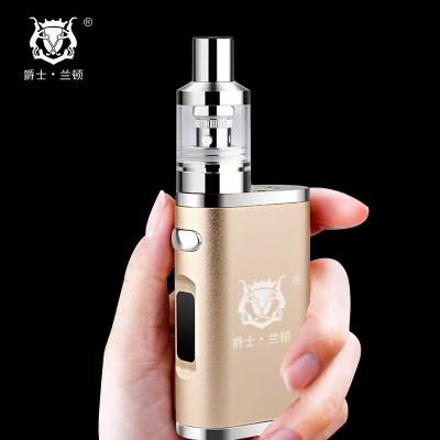 Sir Langton big smoke electronic cigarettes new male smoking cessation products 80 w steam hookah smoke oil