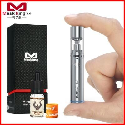 The MK e-cigarettes MiniTank big smoke cigarette of steam Oil smoke hookah smoking cessation products