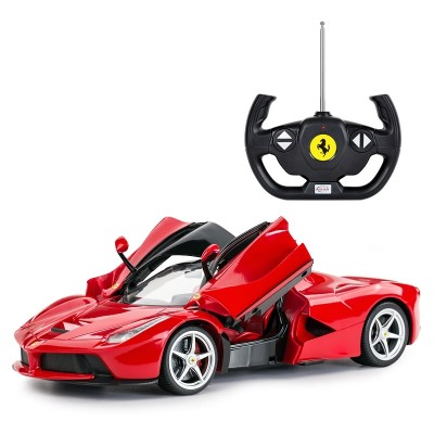 The usb charging star ferrari remote-controlled car can be used to control car racing children's toys