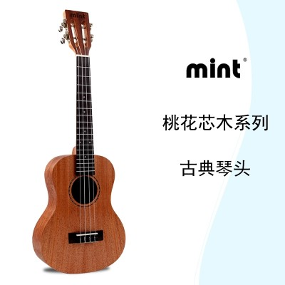 Mint Jo Kerry Lee Vuk Lily 23 inch /26 inch beginner four string small guitar instrument ukulele