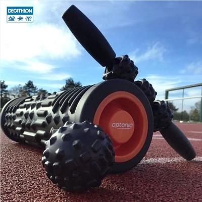 Decathlon fitness muscle relaxing massage Langya foam Yoga sport suit APTONIA column roller shaft
