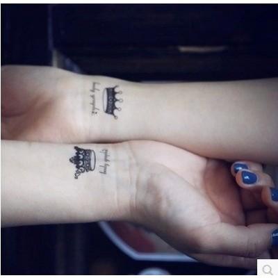 Tattoo stickers, men and women waterproof, lasting personality, shading, tattoo stickers, simulation tattoo stickers