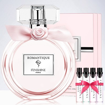 Ode to perfume, ladies, lasting fragrance, fresh, romantic dreams, 50ml send sample France