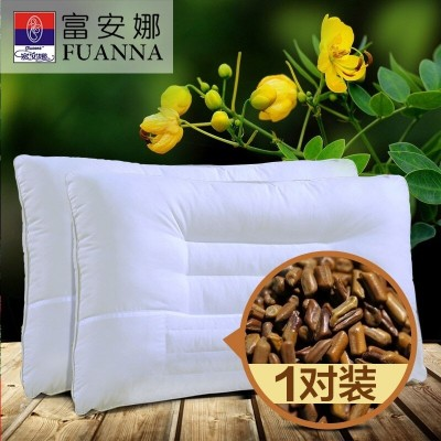 Fuanna single cassia seed pillow inner of adult double summer cool summer students nursing pillow