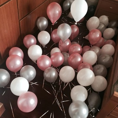 Balloon, balloon, thickening, pearly balloon, arch, wedding decoration, birthday party, wedding room layout, festival opening