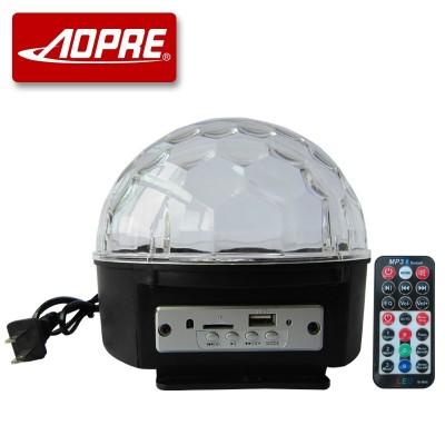 Led crystal magic ball stage lighting KTV set lamp room home with flashing lights