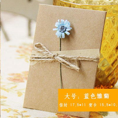 Diy retro handmade greeting cards kraft paper dried flowers cards diy retro handmade greeting cards kraft paper dried flowers cards birthday cards valentines day cards chinese online shopping mallat unbeatable great m4hsunfo