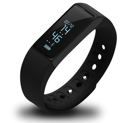Sports leisure intelligent touch-screen electronic watch men running multi-functional waterproof outdoor pedometer bracelets female students
