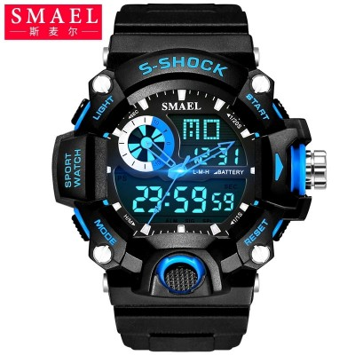 Maier, middle school students watch men multi-functional waterproof outdoor digital youth movement children watch