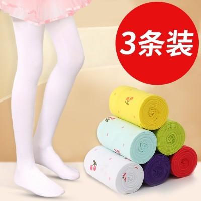 Children dance girl baby socks socks panty white stockings girl summer Leggings conjoined thin tube