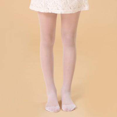 Children's Stockings Pantyhose summer thin girls ultra-thin meat tights baby mosquito socks pants dance socks