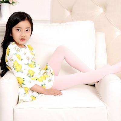 Children dance girls stockings socks baby panty summer Leggings thin white stockings conjoined students