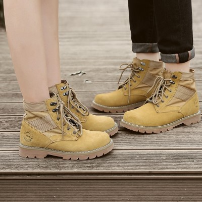 Loyuxsi Martin, British style leather boots female boots boots boots, industry trend code lovers summer
