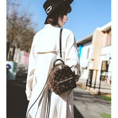 new handbag summer small bag backpack backpack mini small old female shoulder messenger bag bag