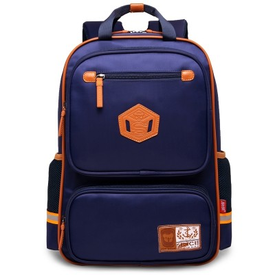 Sunshine 8 points, children's bags, grade 1-3-6 primary school bags, men and girls burden, support ridge, shoulders waterproof Backpack