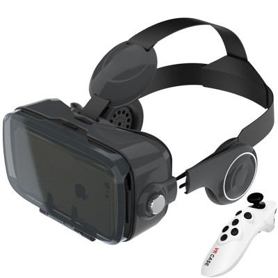 3 d glasses vr apple virtual reality head-mounted helmet cinema z4 all-in-one mobile phone box game intelligence