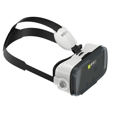 Small house z4mini vr glasses 3 d virtual reality head-mounted smart helmet phone video theater eyes